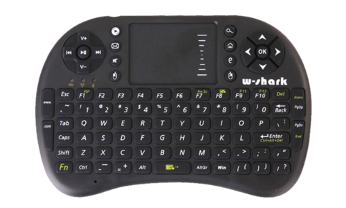Buy Mini Wireless Keyboard and Mouse Combo
