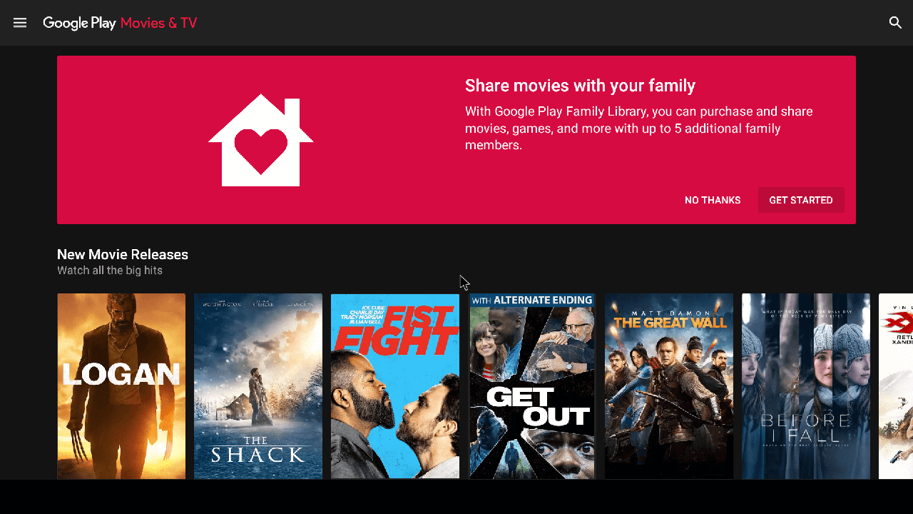 how to add movies to google play movies